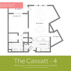 Cassatt floor plan 4