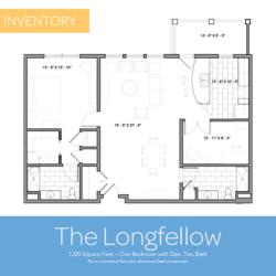 Longfellow floor plan