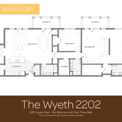 Wyeth floor plan 2202