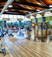 The Bolger Rehab Gym & Wellness Center