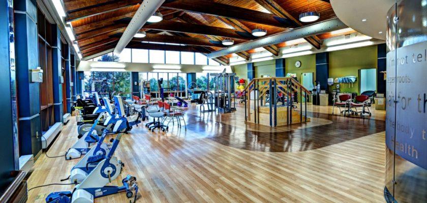 The Bolger Rehab Gym & Wellness Center