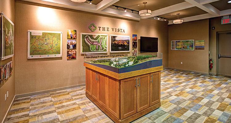 Visiting The Vista
